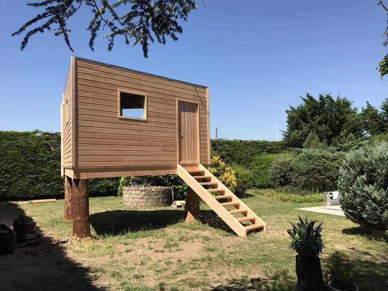 Abri de jardin bois 1