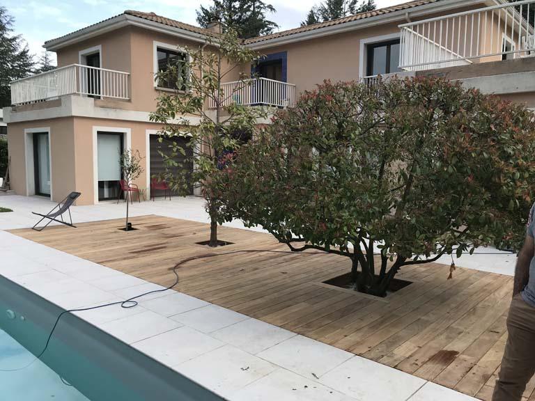 Terrasse bois 5