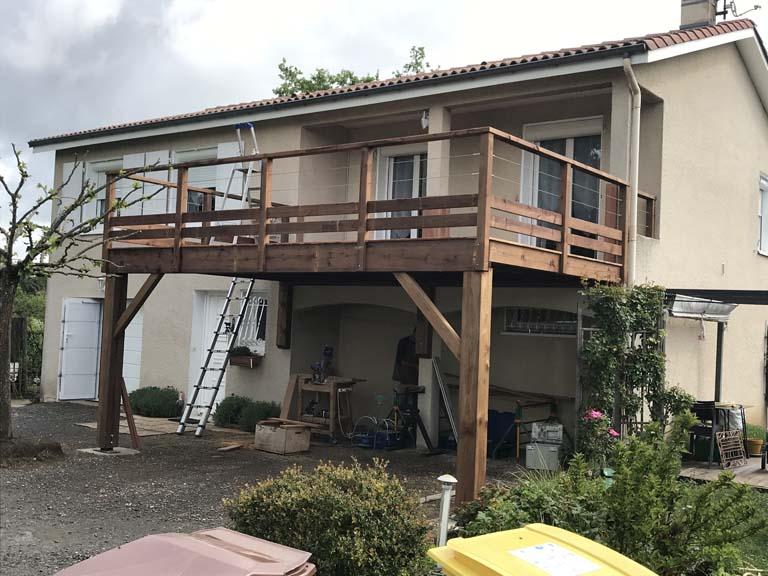 Terrasse bois 6