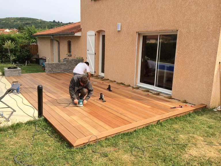 Terrasse bois 8